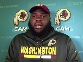 Watch: Phil Taylor: Redskins are striving to get better each day