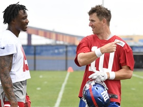 Watch: Gary Myers: Brandon Marshall could be Plaxico Burress for Eli Manning