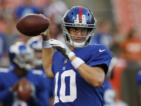 Watch: Kyle Brandt: Giants will win 13 games this season