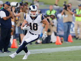 Watch: Three reasons why Cooper Kupp will have 100 receptions
