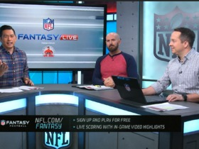 Watch: Fantasy Live August 22nd Part 1