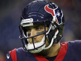 Watch: Rapoport: Savage named Texans starting QB