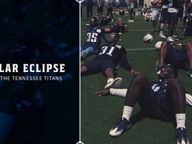 Watch: Titans Experience Solar Eclipse as a Team