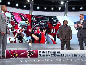 Watch: Preseason Week 3 game preview: Cardinals vs. Falcons