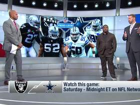 Watch: Preseason Week 3 Game Preview: Raiders vs. Cowboys