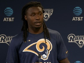 Watch: Sammy Watkins on Cooper Kupp: 'He's definitely been helping me'