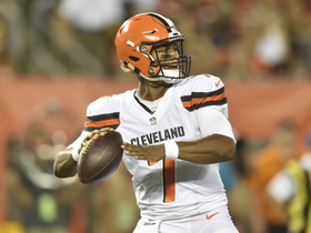 Watch: Reaction to DeShone Kizer starting in Preseason Week 3