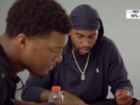 Watch: Unofficial 'Hard Knocks' After Show: Memorable moments from episode 3