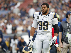 Watch: Will Aaron Donald holdout all season?