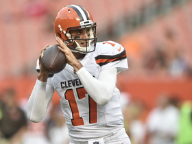 Watch: Who is winning preseason QB battle Brock Osweiler or DeShone Kizer?