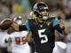 Watch: Who is winning preseason QB battle Blake Bortles or Chad Henne?