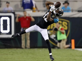 Watch: Underappreciated storyline: Dede Westbrook
