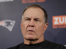 Watch: Belichick on Boston Celtics' Big Trade