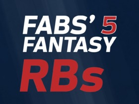 Watch: FABS Top 5 RBs
