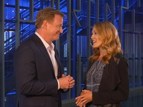Watch: 1 on 1 with Commissioner Roger Goodell