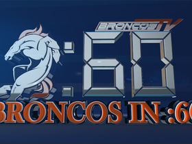 Watch: Broncos in 60: August 22, 2017