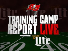 Watch: Watch: Training Camp Report Live, August 23