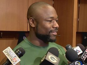 Watch: Montgomery: 'We'll get what we need'
