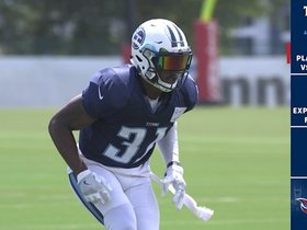 Watch: Titans in 2: Playing Time for Starters vs. Chicago