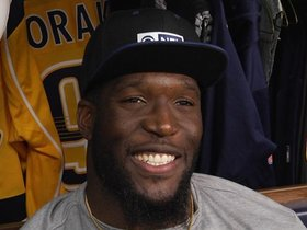 Watch: Brian Orakpo on Staying Consistant