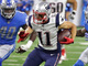 Watch: Brady throws to Edelman for 11 yards to open first drive vs. Lions