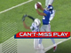 Watch: Can't-Miss Play: Travis Rudolph channels inner-OBJ and snags the ball over defender