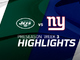 Watch: Jets vs. Giants highlights | Preseason Week 3