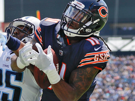 Who will have to step up for Bears in wake of Cameron Meredith injury?