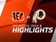 Watch: Bengals vs. Redskins highlights | Preseason Week 3