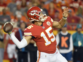 Schrager: Patrick Mahomes plays like Johnny Manziel