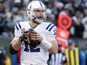 Ian Rapoport: Not a good chance Andrew Luck will be on the field Week 1