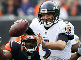 Rapoport: Joe Flacco needed as much recovery time as possible