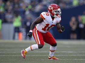 Why Tyreek Hill is the biggest X-factor in Chiefs vs. Patriots