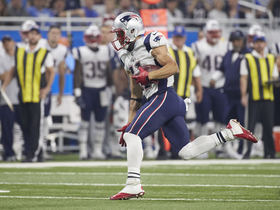 Deion Branch: Patriots will be fine without Julian Edelman this season