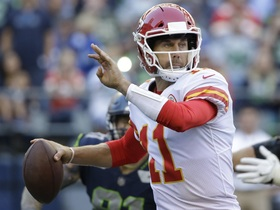 What we're most excited to see Thursday night- Chiefs QBs