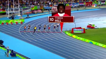 Just how fast is Tyreek Hill? Compare him to Usain Bolt at the Olympics - NFL Videos