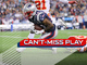 Watch: Can't Miss Play: Brandin Cooks shows his wheels on 54-yard bomb