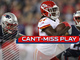Watch: Can't-Miss Play: Alex Smith finds Kareem Hunt for MONSTER 78-yard TD