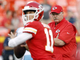 Watch: Andy Reid to Peter King: Alex Smith was so motivated this off-season