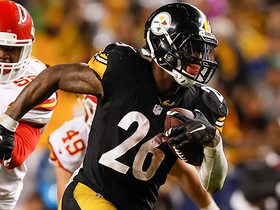 Steve Smith: Le'Veon Bell will 'ball' today