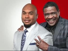 Michael Irvin and Steve Smith go head to head debating WRs