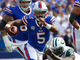 Watch: Tyrod Taylor cuts through the Jets D for a 10-yard run