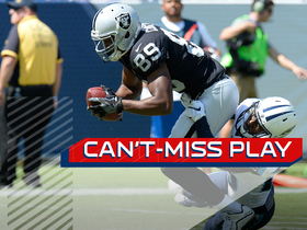 Can't-Miss Play: Amari Cooper refuses to go down for touchdown