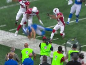 Kasey Redfern botches the snap; leaves Cardinals in great field position