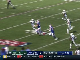 Watch: Jordan Matthews makes a huge 47-yard play
