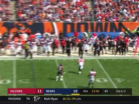 Mike Glennon fumbles low snap, recovers and throws it away