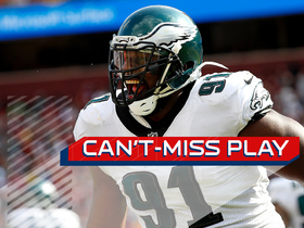 Can't-Miss Play: Fletcher Cox scoops and scores, but it's called back