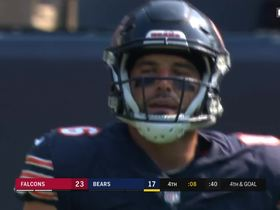 Bears drop three consecutive potential game-winning TD passes