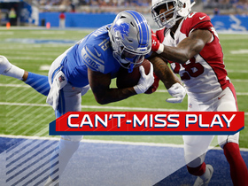 Can't-Miss Play: Golladay makes tremendous 45-yard TD catch