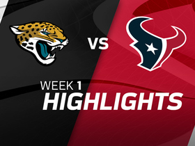 Texans vs. Jaguars highlights | Week 1